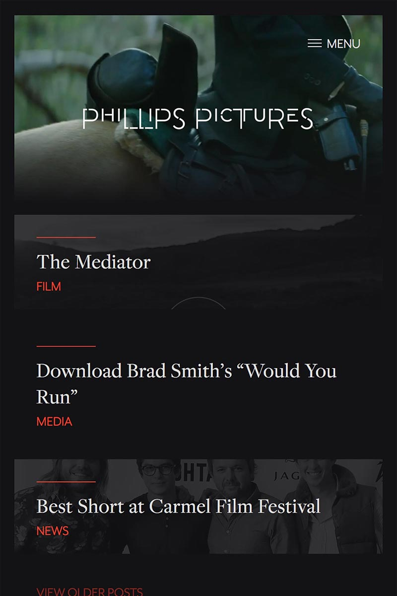 Phillips Pictures homepage